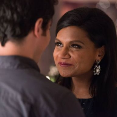 Mindy Kaling, Interracial Relationships, And The Oscars Red Carpet Question You Missed