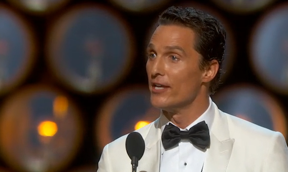 14 Cool Things You Should Know About MatthewMcConaughey