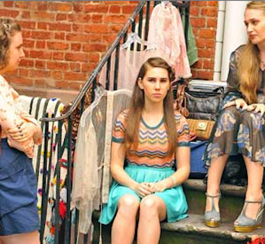 Watching HBO's 'Girls' Sounds Like Way Too Much Pressure
