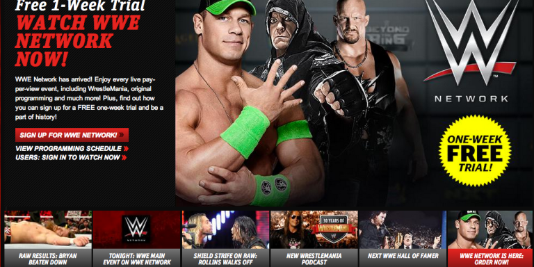 5 Reasons You Should Buy The WWE Network