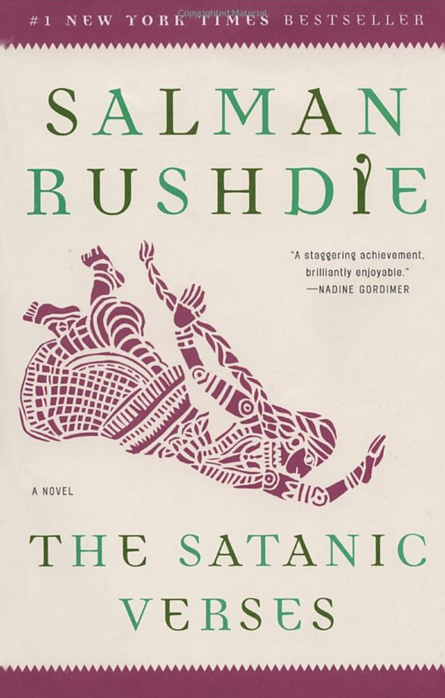 Amazon / The Satanic Verses: A Novel