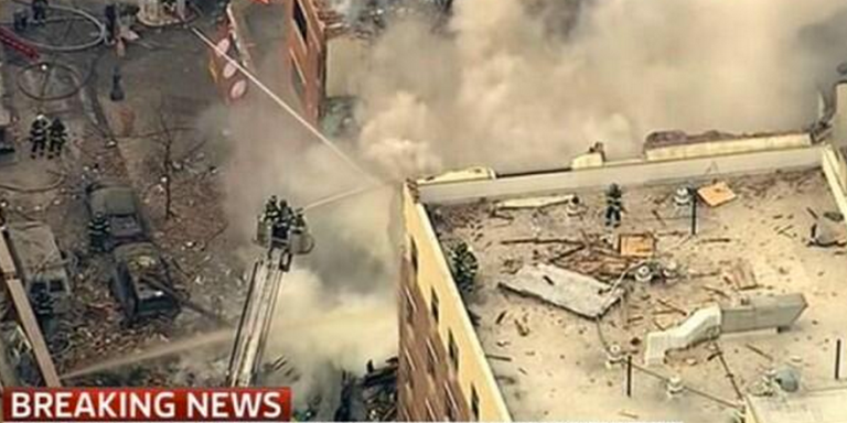 The Harlem Building Explosion: In Tweets AndImages