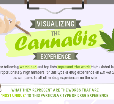 If You've Wondered If There Was A Way To Visualize Drug Experiences, This Is It