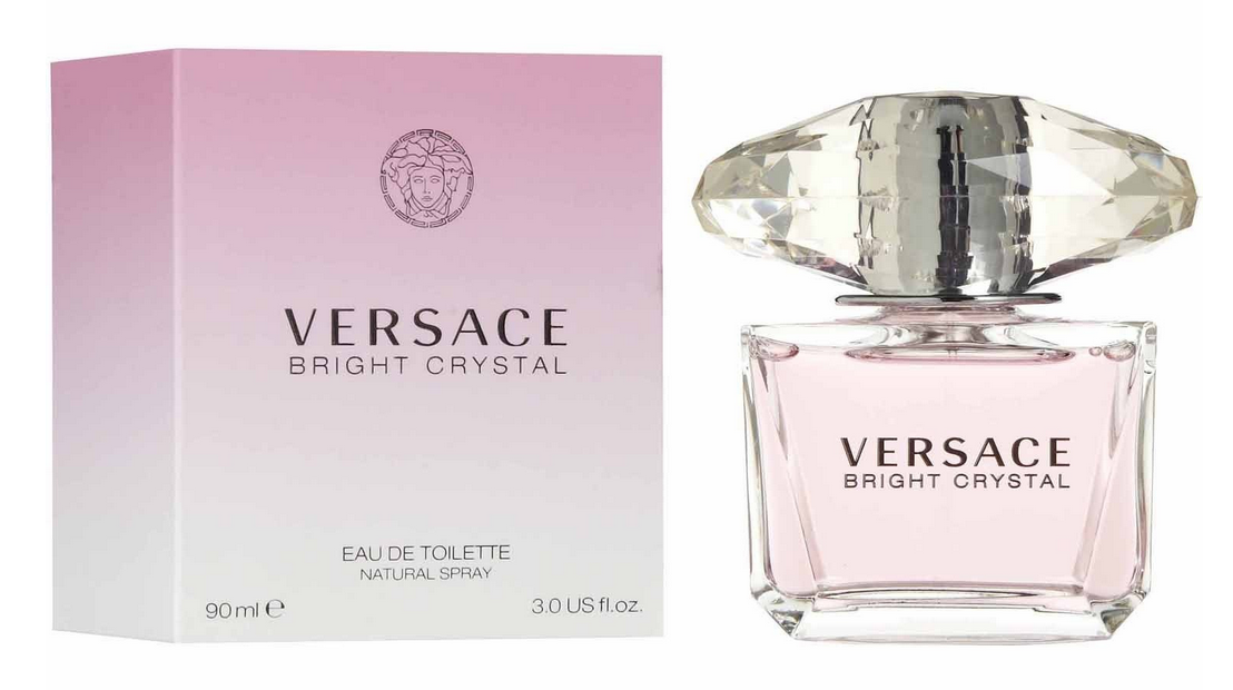 A subtle scent, Versace Bright Crystal