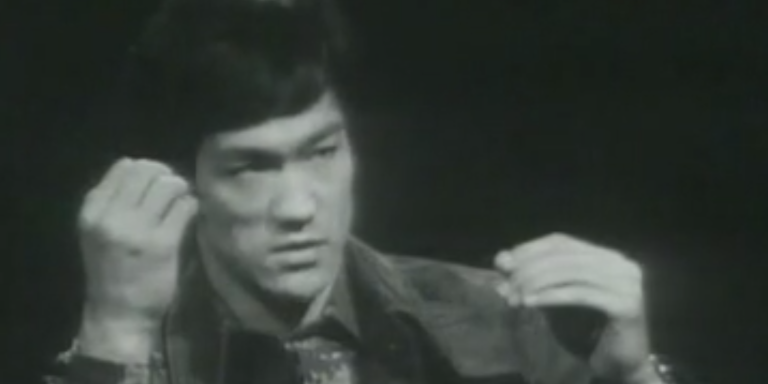 21 Badass Bruce Lee Quotes To Help You Kick The Sh*t Out Of Life'sTroubles