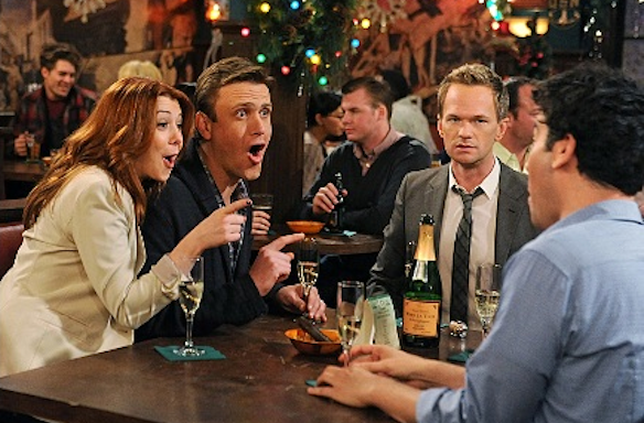 11 'How I Met Your Mother' Premises For The Modern Dating Scene