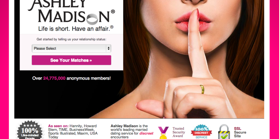 AshleyMadison.com – The Epitome Of The Co-Relationship Between Online Dating And Infidelity