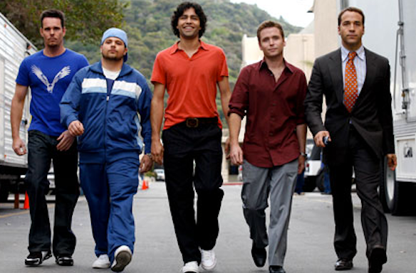 The 5 Bros You Meet While Out InL.A.