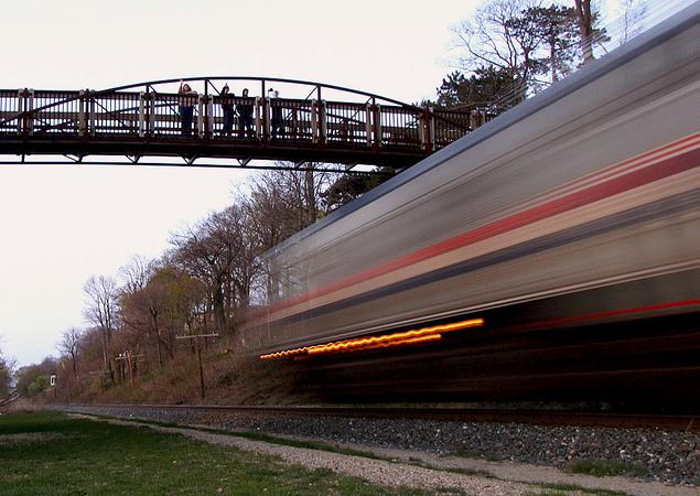 Amtrak Isn't Romantic