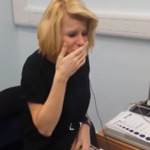 This Woman Can Hear For The First Time In 40 Years And Her Reaction Is Incredible