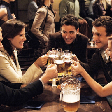 24 Bittersweet Goodbyes To How I Met Your Mother