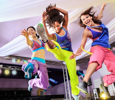 6 Types Of People That You'll Meet At A Zumba Class