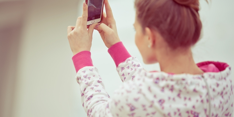 Why Your Bare-Faced Selfies Aren't Really HelpingAnyone