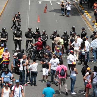 What It's Like To Live In The Chaos Of Venezuela