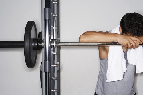 5 Types Of Sweaty Gym Bros In Their NativeHabitat