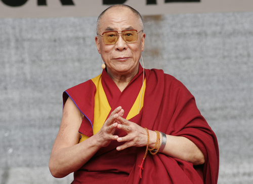 10 Ways You Can Be More Like The Dalai Lama