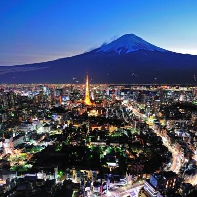 9 Reasons Why You Should Visit Tokyo