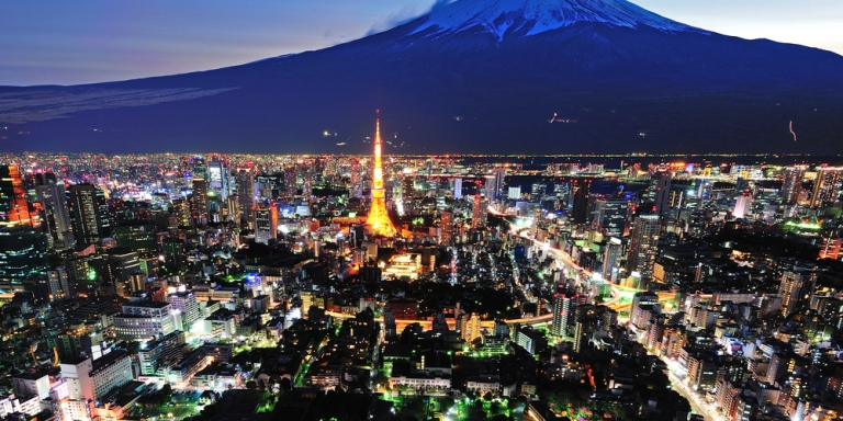 9 Reasons Why You Should VisitTokyo