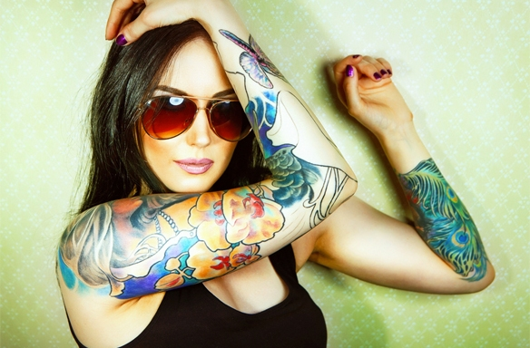 3 Excellent Reasons Why People Choose To GetTattoos
