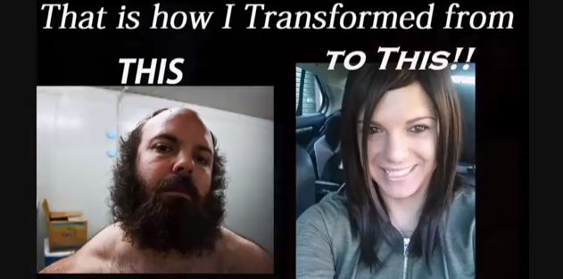 This Incredible Video Of A Male To Female Transition Will Make You Cry