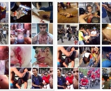 What's Up With All These #SOSVenezuela Hashtags?
