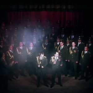 """This Video Of The Russian Police Singing """"Get Lucky"""" Seems Oddly Mocking Now"""