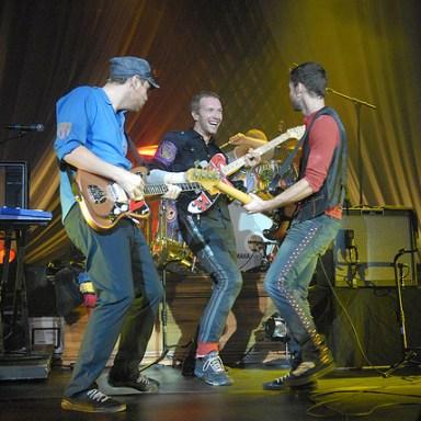 Coldplay Saved My Life, Twice