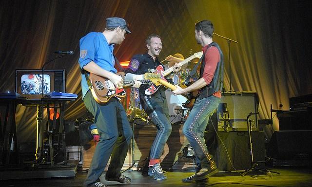 Coldplay Saved My Life,Twice