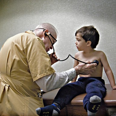 If Every Doctor's Visit Was Like This Then You Might Actually Go