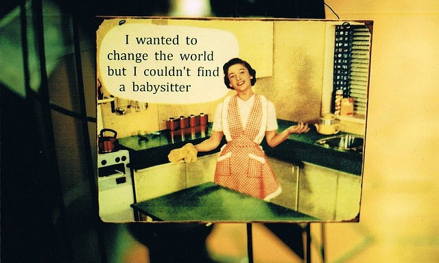 You Can Be A Housewife And A Feminist At The SameTime