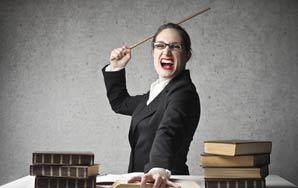 The 5 Worst Teachers I EverHad