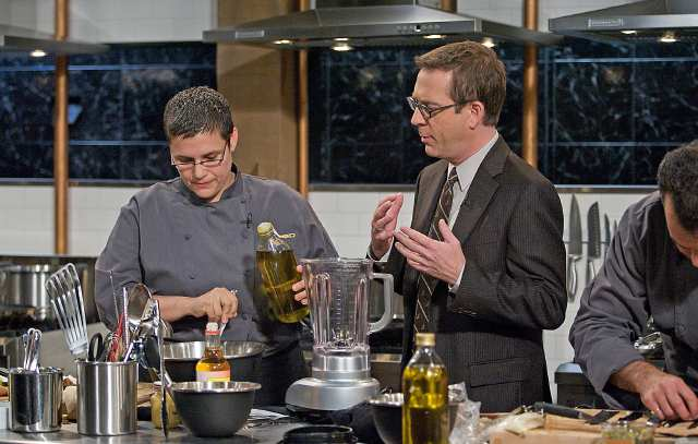How To Win Chopped in 10 Easy Steps: An AmateurPerspective