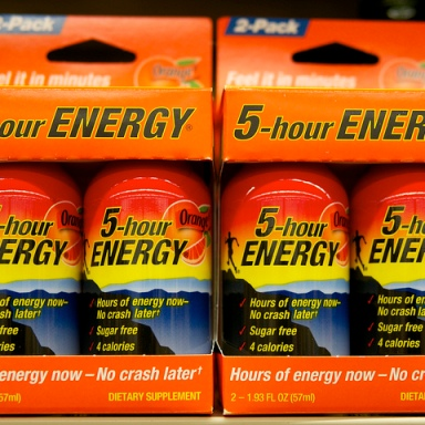 Celebrating Energy Drinks: Rating The Best To The Worst