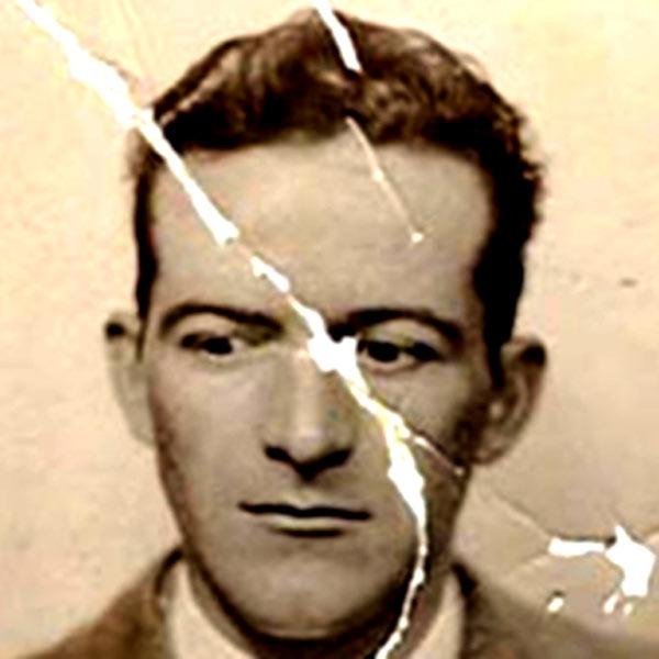 Alton Howard Goad, circa 1943.