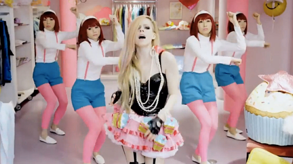9 Things That Are Less Racist Than Avril Lavigne's 'Hello Kitty' Music Video