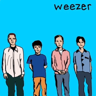 The Internet's Favorite Album Is Weezer's Blue Album And I Won't Argue With That