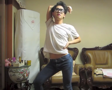 This Guy Dancing To Beyoncé Is More Important Than Whatever You're Doing Right Now
