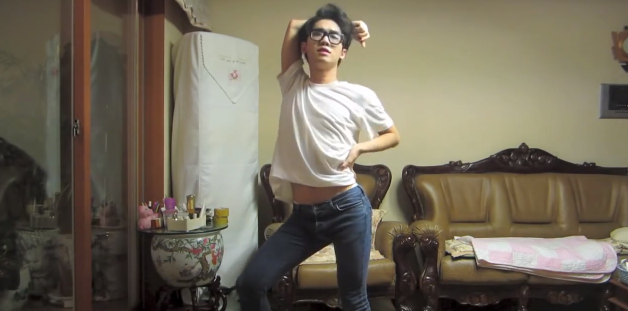 This Guy Dancing To Beyoncé Is More Important Than Whatever You're Doing RightNow