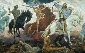 My Final Four (Horsemen Of The Apocalypse)Picks