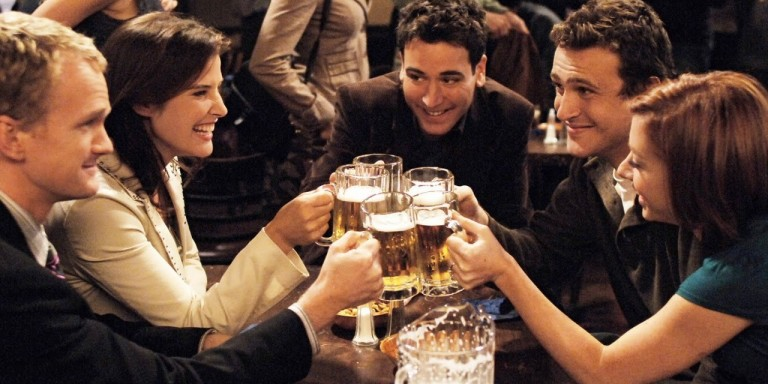 The HIMYM Finale Was Pleasant And What We All SecretlyWanted
