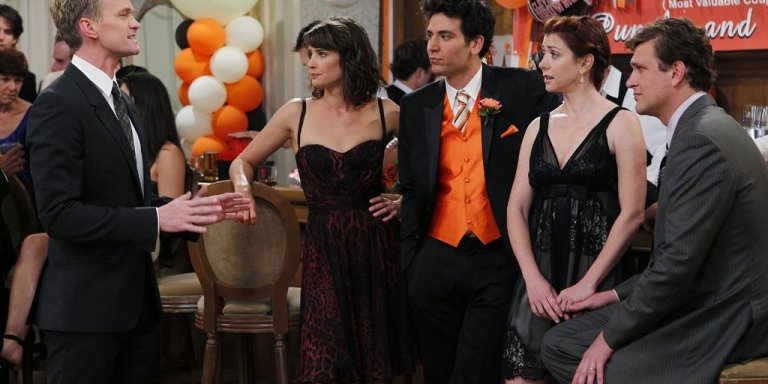 An Open Letter To The Writers Of How I Met Your Mother To Save Me From Paying To Complain About It To A Shrink