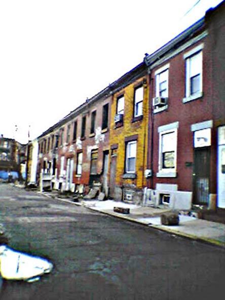 North Philadelphia.