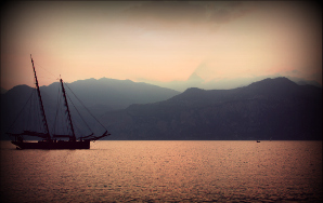 A Short Short Story — A Long Sea Journey