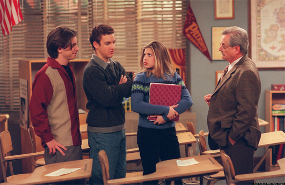 7 Life Lessons You Can Learn From Boy MeetsWorld