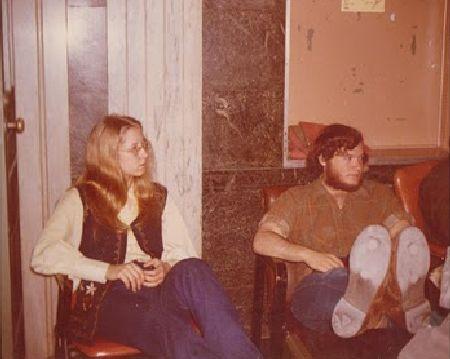 late january 1973 libby mikey