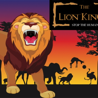The Lion King 3: Stop The Humans