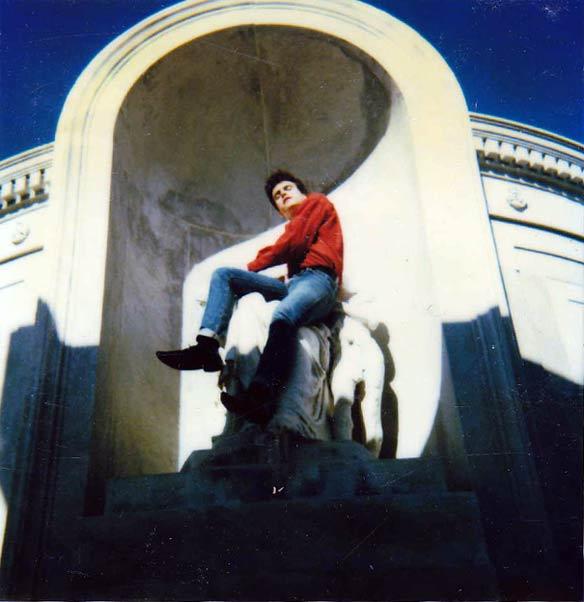 New Orleans, LA, 1987.