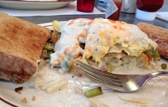 Country Skillet. A+
