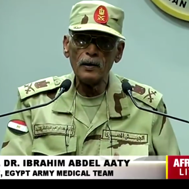 """Why Aren't People Up In Arms About Egypt's So-Called """"AIDS Cure""""?"""