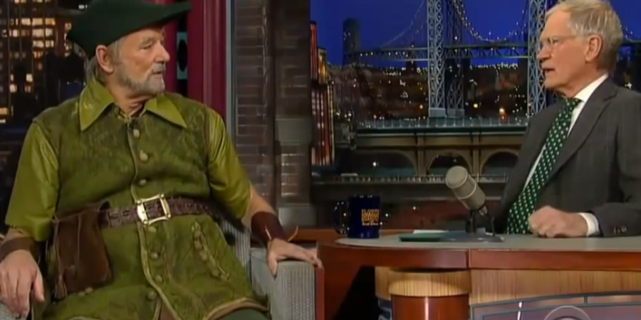 David Letterman And Bill Murray: A Beautiful Modern Bromance